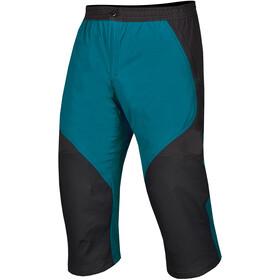 Directalpine Kaiser 3/4 Pants Men, zwart/blauw